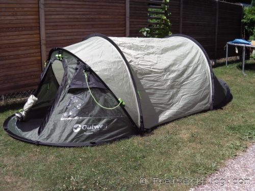 Outwell Fusion 200 Popup Zelt